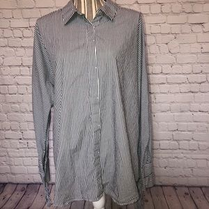 Anthropologie Jane and Delancey Long Sleeve Top